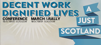 STUC march and rally