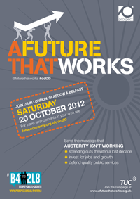 A Future That Works poster