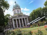 front view of Imperial War Museum