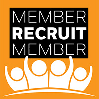 member recruit member poster