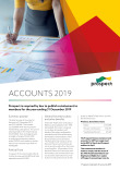 Prospect statement of accounts 2019