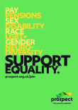 Prospect equality poster