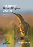 The state of Natural England 2020-21