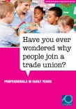 Early years recruitment leaflet