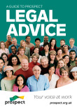 A Guide to Prospect Legal Advice
