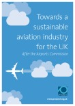 Towards a sustainable aviation industry for the UK