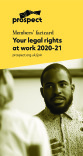 Your legal rights at work