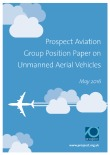 Prospect aviation group position paper on unmanned aerial vehicles