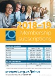 2019-20 subscription rates for branches outside ESI sector