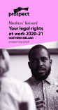Your legal rights at work in Northern Ireland 2020-21
