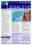 Legal Eye - Issue 20 - April 2019