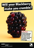 WorkTime YourTime: Will your Blackberry make you crumble