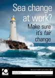 Prospect, sea change at work poster