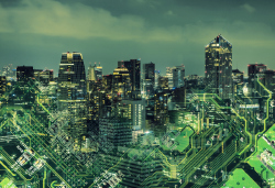 Green city of the future