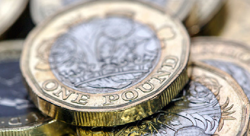 New pound coins Thinkstock