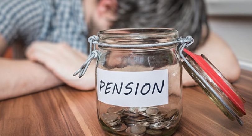 Illustration of the importance of pension savings