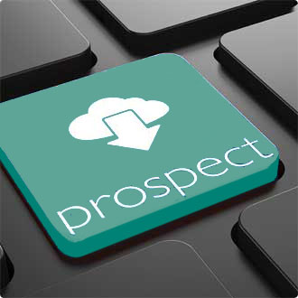 Prospect button on keyboard