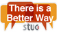 STUC better way campaign logo